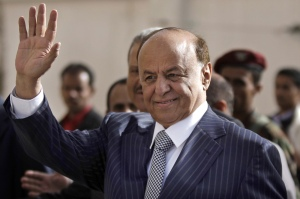 President Abed Rabbo Mansour Hadi